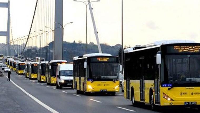 iett otobüsler