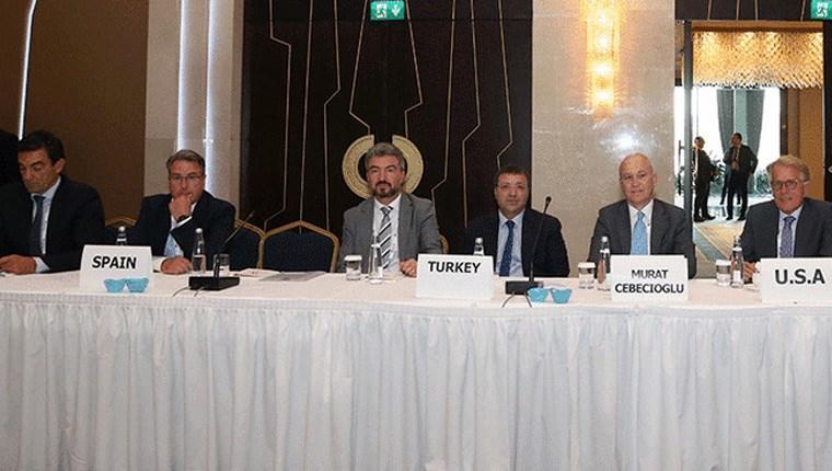 SteelOrbis ve Uluslararası Uzun Çelik İhracatçıları ve Üreticileri Birliği IREPAS toplantısı