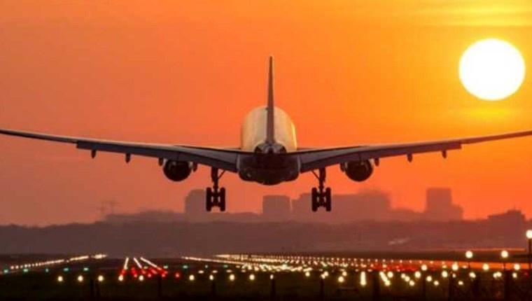 havayolu uçak