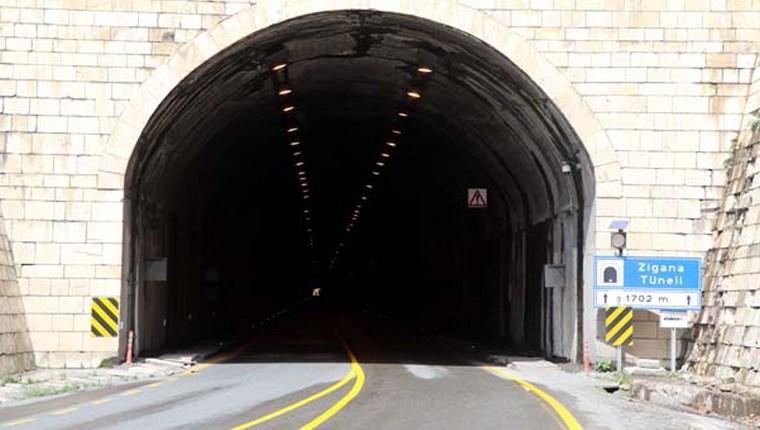 zigana tüneli