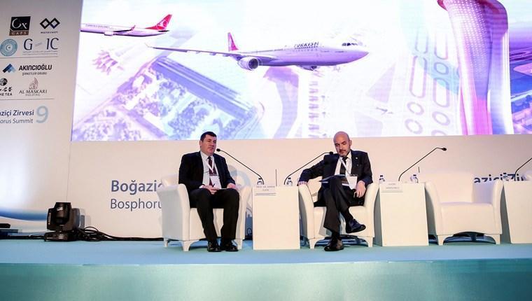 İGA Havalimanı İşletmesi İcra Kurulu Başkanı ve Genel Müdürü Kadri Samsunlu