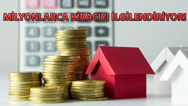 Kiracılar TÜFE'ye göre yüzde 10 daha az kira ödeyecek!