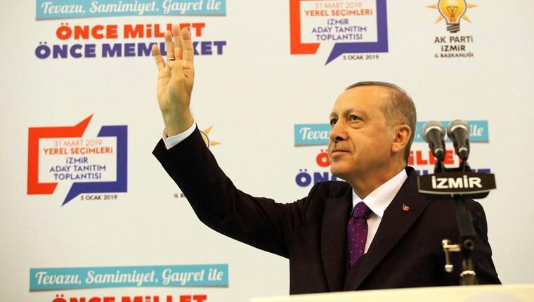 """""""İzmir'de 18 bin konut projesi hayata geçirdik"""""""