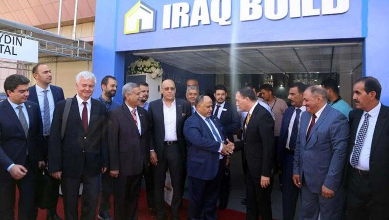 IRAQ BUILD Fuarı