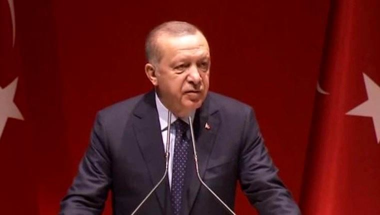 """Erdoğan: """"Milyonlarca bedava bez torba dağıtacağız"""""""