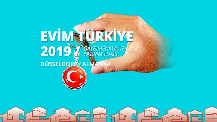 Yeşil Vadi Arsa Ofisi, Almanya'daki Türklerle buluşuyor!