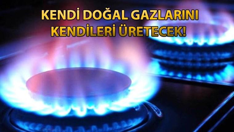 Köylere doğal gaz müjdesi!