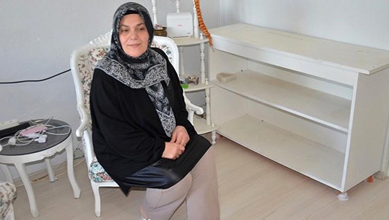 Evini kiraya veren kadın şimdi eşyalarını satan kiracısını arıyor!
