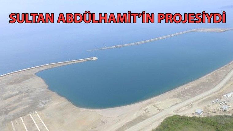 Sultan Abdülhamit'in projesi