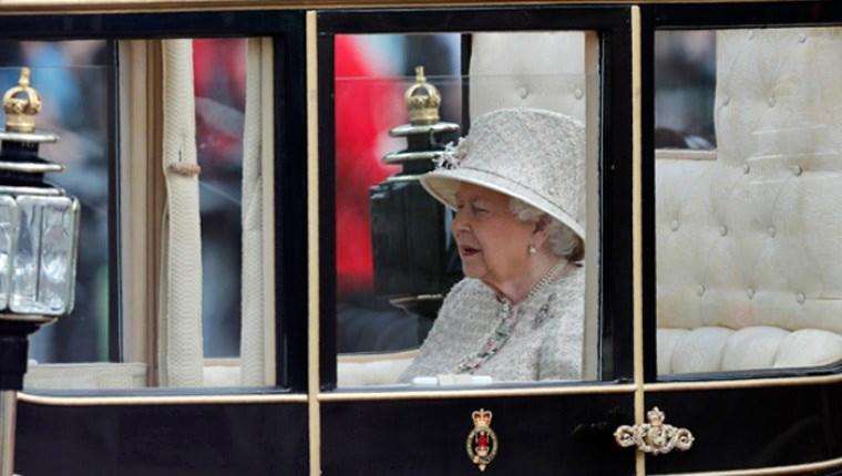 Kraliçe 2'nci Elizabeth