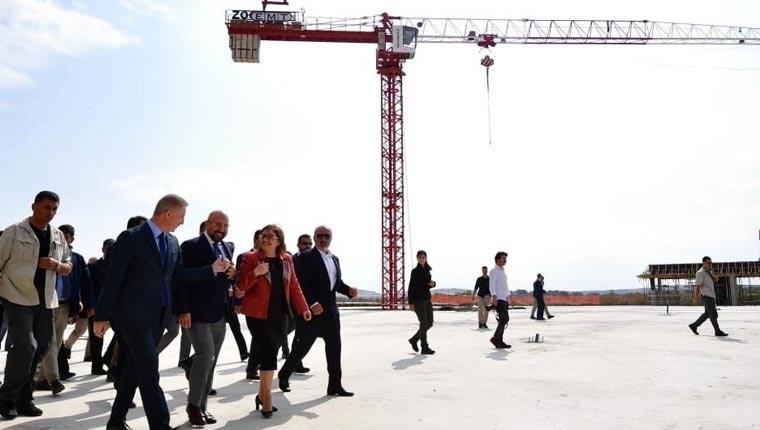 Gaziantep Havalimanı yeni terminal binası 2020'de açılıyor