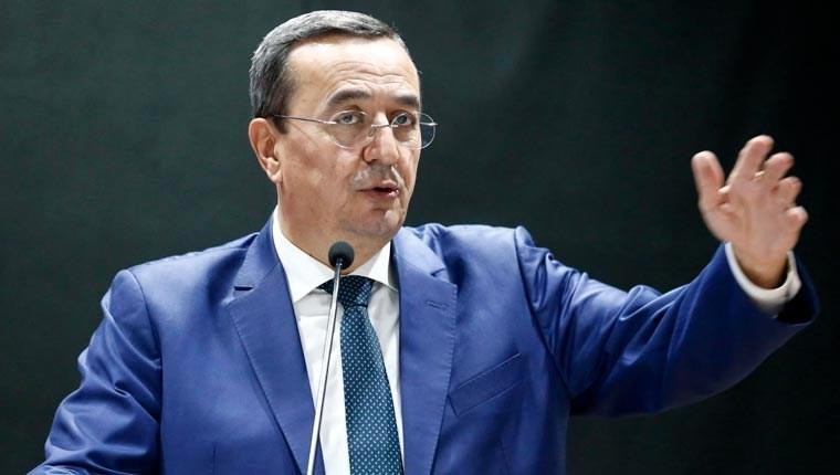 Konak Belediye Başkanı Abdül Batur