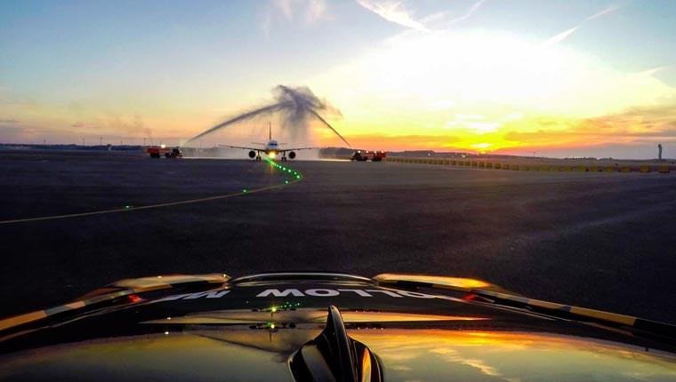 İlk yerli otomobil havalimanlarında boy gösterecek