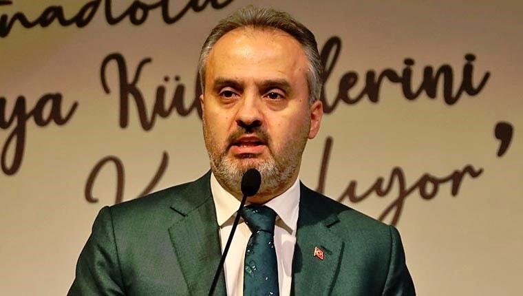 Bursa Büyükşehir Belediye Başkanı Alinur Aktaş yerli otomobil