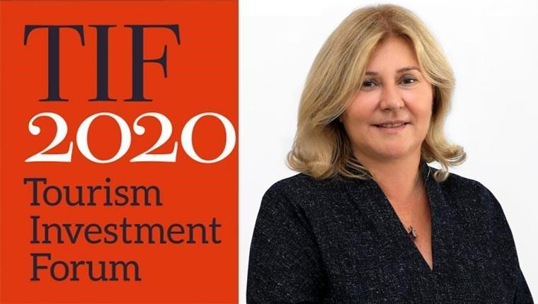 Türkiye Turizm Yatırımcıları Derneği Başkanı Oya Narin