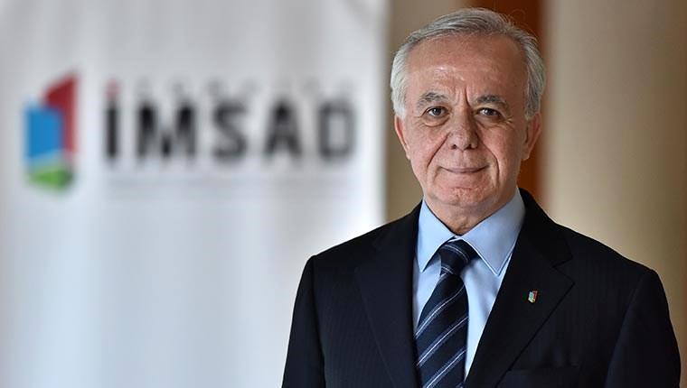 Türkiye İMSAD Yönetim Kurulu Başkanı Ferdi Erdoğan