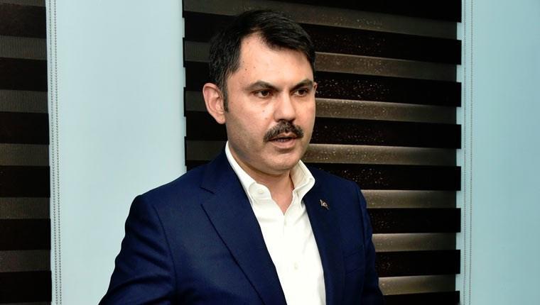 Çevre ve Şehircilik Bakanı Murat Kurum Elazığ'da