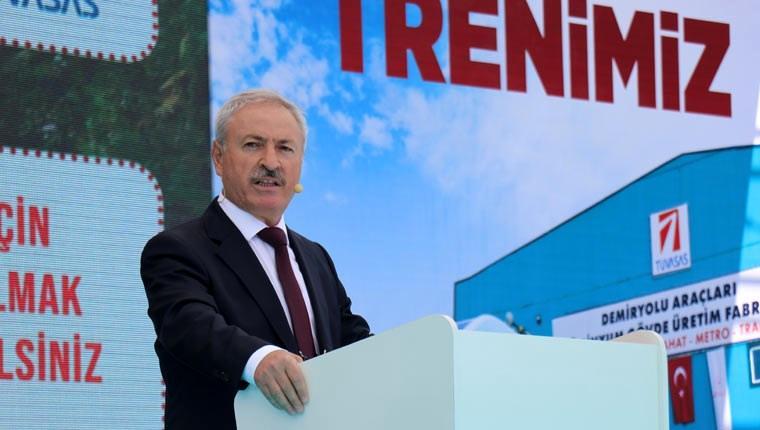 TÜVASAŞ Genel Müdürü Prof. Dr. İlhan Kocaarslan