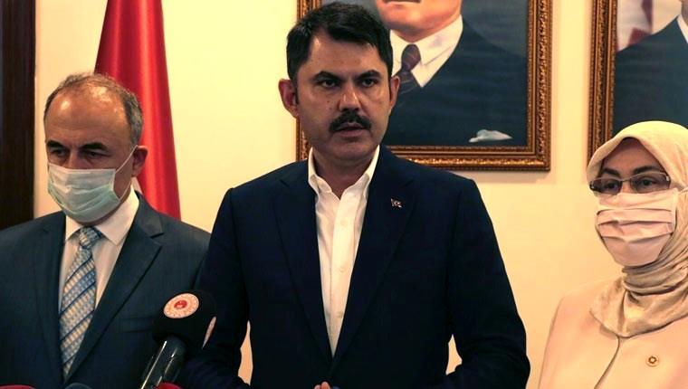 Çevre ve Şehircilik Bakanı Murat Kurum, Yalova'da