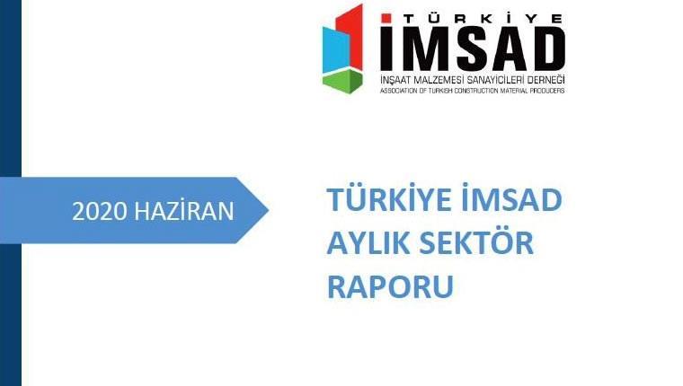 Türkiye İMSAD Haziran 2020 Sektör Raporu