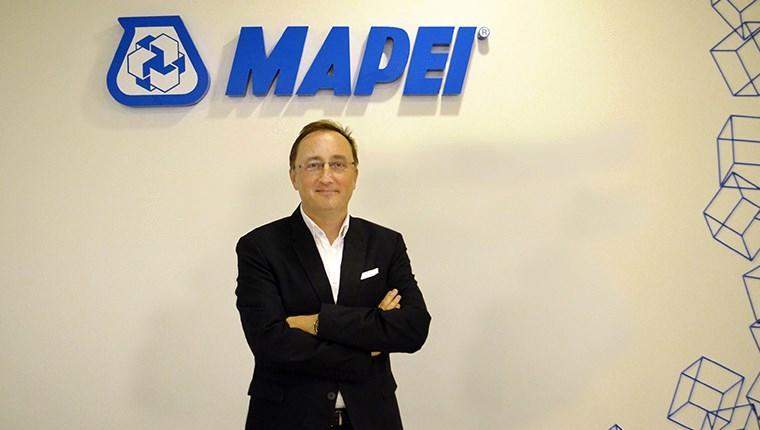 Mapei Genel Müdürü Selman Tarmur,