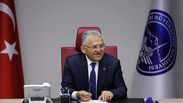 Kayseri Büyükşehir Belediye Başkanı Dr. Memduh Büyükkılıç