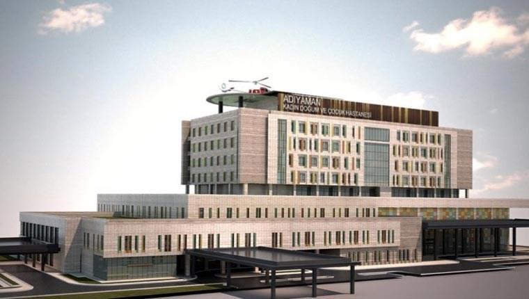 Adıyaman'a deprem izalatörlü 300 yataklı hastane