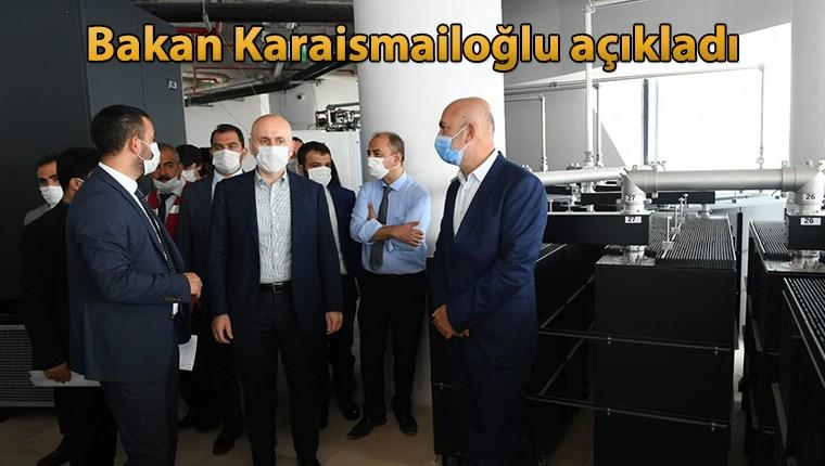 """Küçük Çamlıca TV Radyo Kulesi"