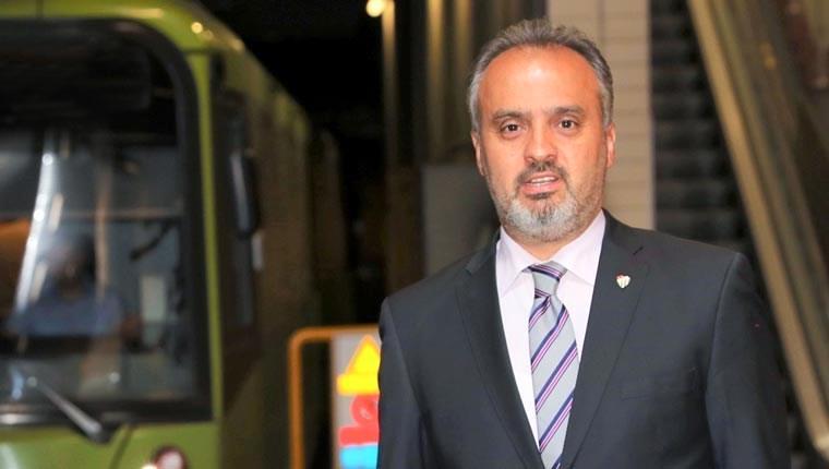 Bursa Büyükşehir Belediye Başkanı Alinur Aktaş, akıllı şehircilik