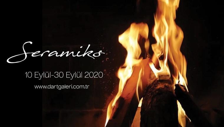 D'art Galeri, Seramiks ile online sergiye başlıyor