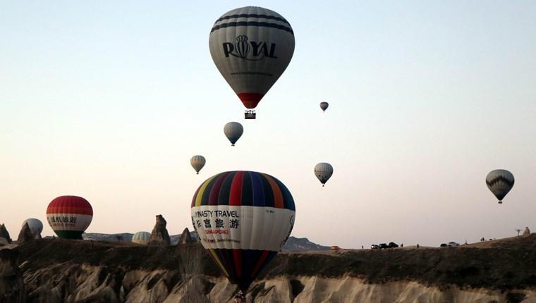 kapadokya balon turları