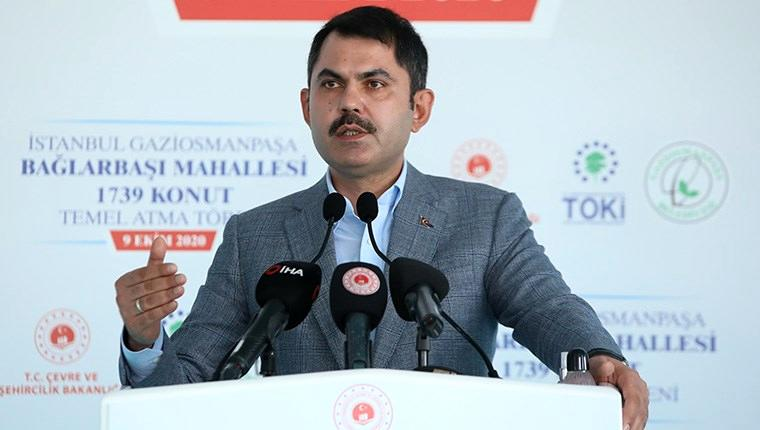 """İstanbul'da 65 riskli alanımız var"""