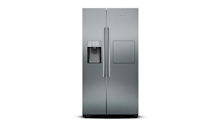 Siemens'in yeni gardırop tipi buzdolabı