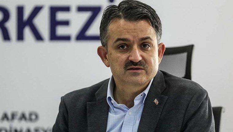 """""""İzmir'deki 11 baraj ve gölette problem yok"""""""