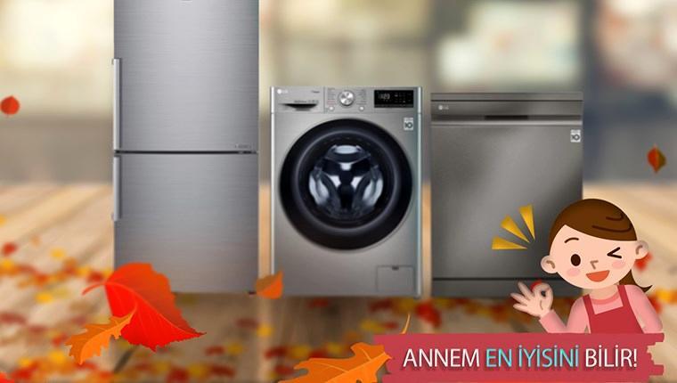 LG'den buharlı çamaşır makinesi kazanma şansı!
