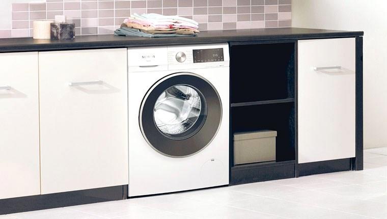 Siemens 10 kg kapasiteli çamaşır makinelerinde tasarruf zamanı!