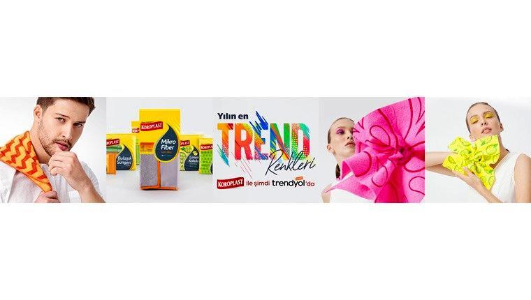 Koroplast temizlik ürünleri Trendyol'da online mağaza açtı