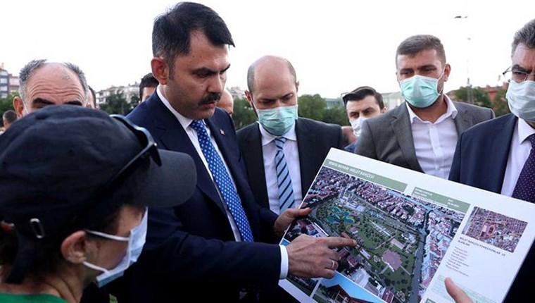 Bakan Kurum'dan 81 ile 81 milyon metrekare millet bahçesi müjdesi