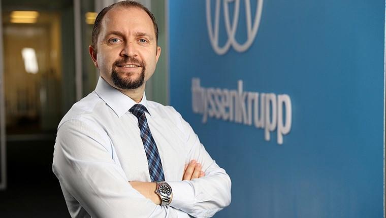 thyssenkrupp Asansör'den Türkiye'ye yeni yatırım