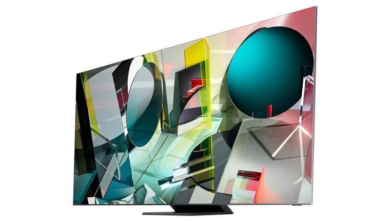 Samsung'un 80 bin TL'lik 8K televizyonu!