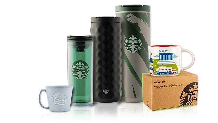Starbucks ürünleri,