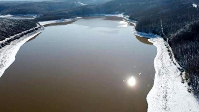 Trakya'daki barajlar