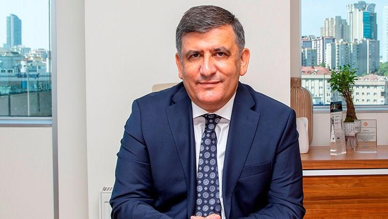 Halk GYO Genel Müdürü Bülent Karan,