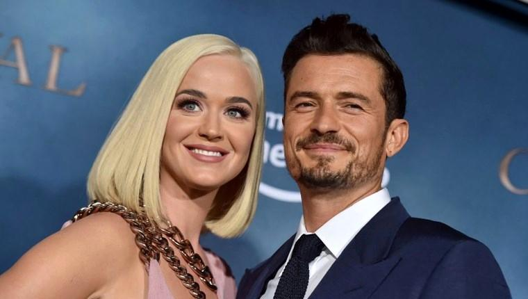 Katy Perry ve Orlando Bloom
