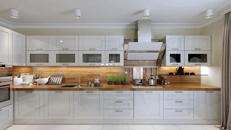 Mutfaklarda yeni favori; kristal renk!