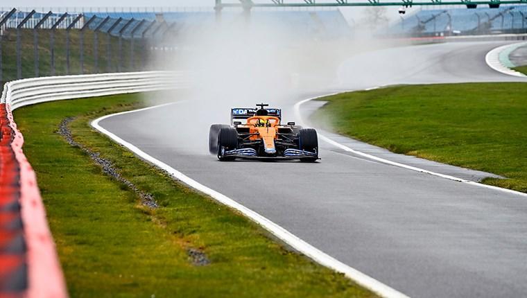 yeni F1 sezonu