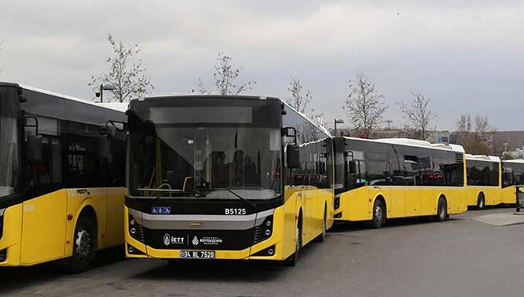Eminönü-Cibali arası otobüs seferi