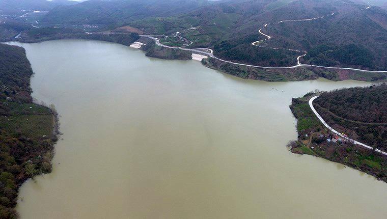 Hasanlar Barajı