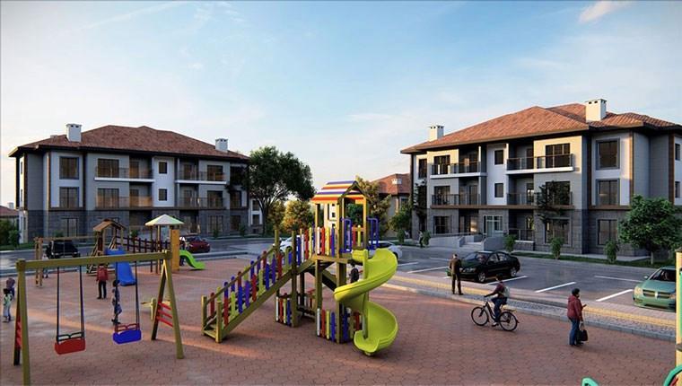 TOKİ, Konya ve Aksaray'da yeni projelerine başladı!