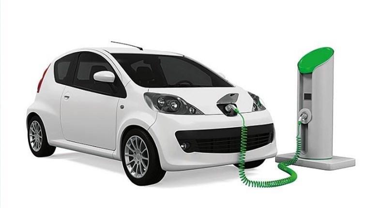 elektrikli araç şarj ünitesi